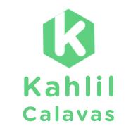 Portfolio of Kahlil Calavas Logo