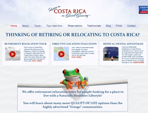 Retire on Social Security in Costa Rica
